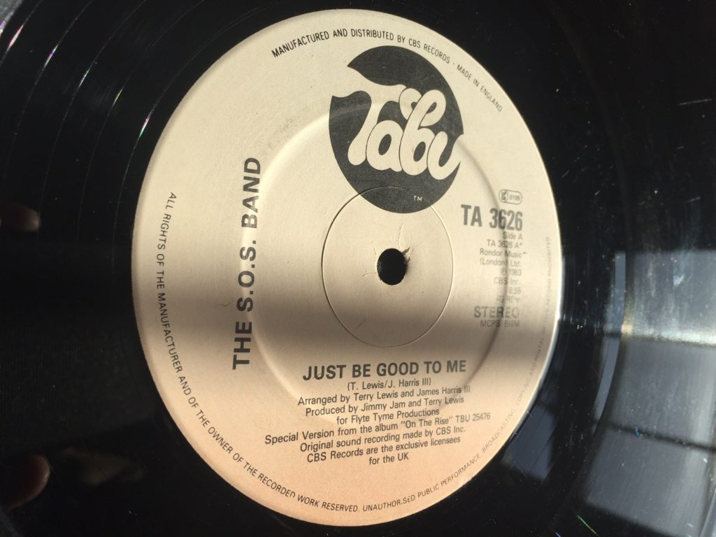The S.O.S. Band - Just Be Good To Me (12 Version) - 41 Rooms - show 85 (2)