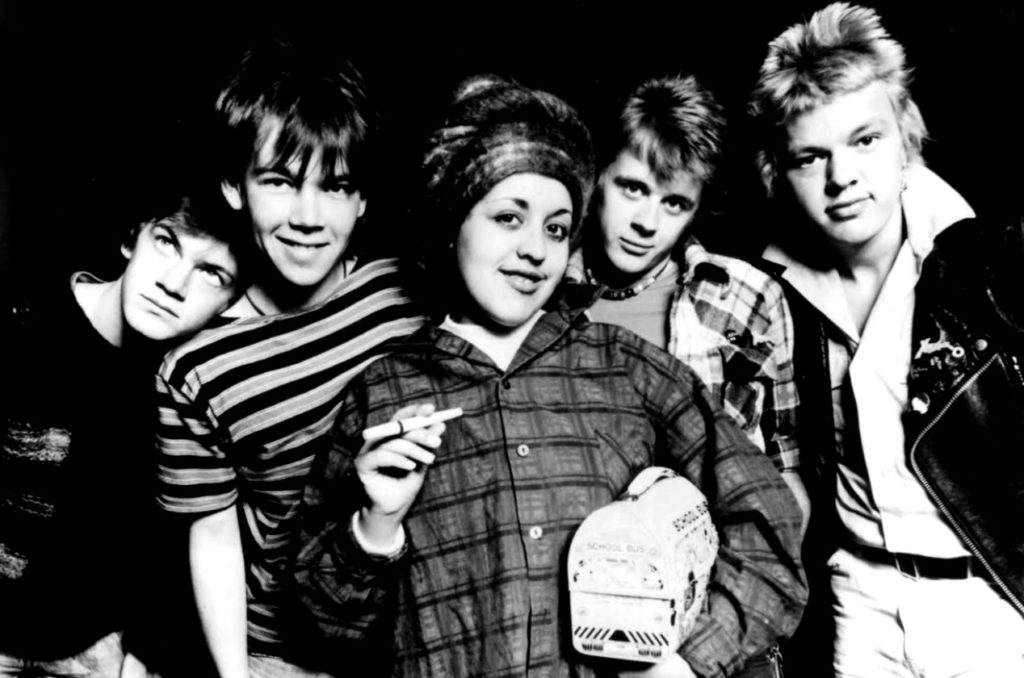X-Ray Spex - I Am A Poseur (Peel session) - 41 Rooms - show 85