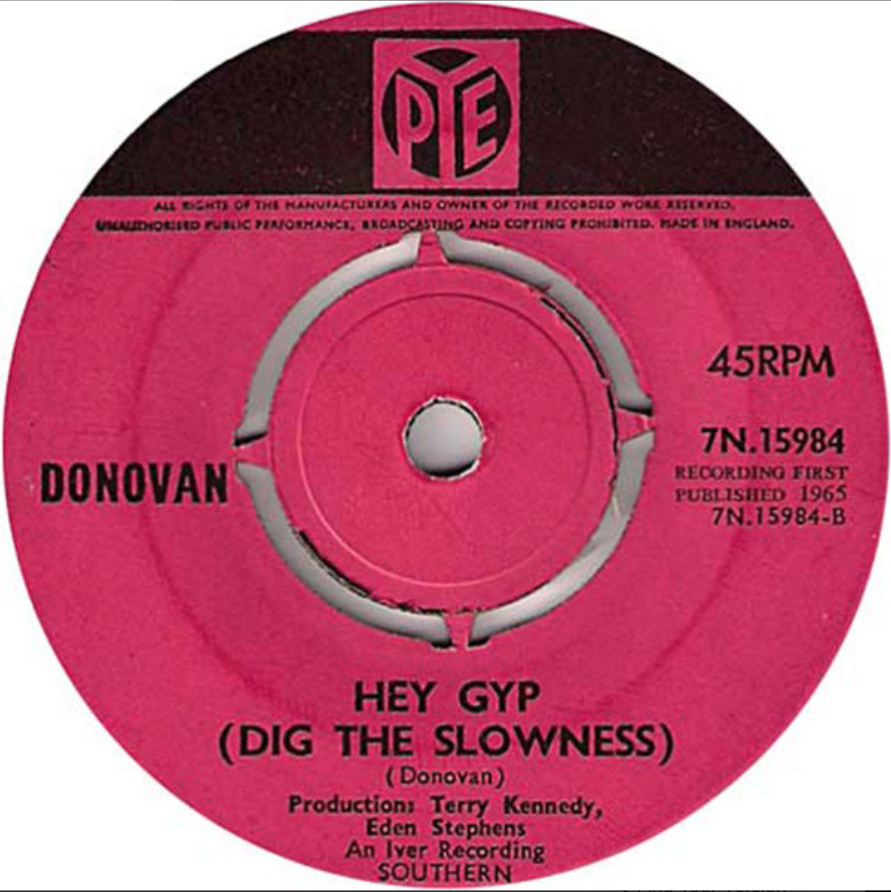 Donovan - Hey Gyp (Dig The Slowness) - 41 Rooms - show 86