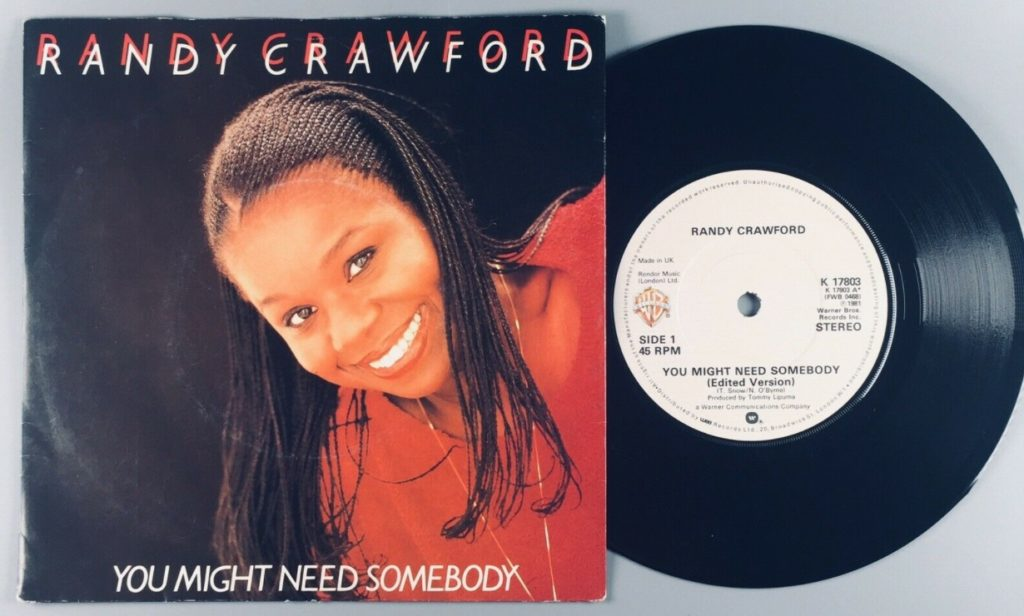 Randy Crawford - You Might Need Somebody - 41 Rooms - show 86
