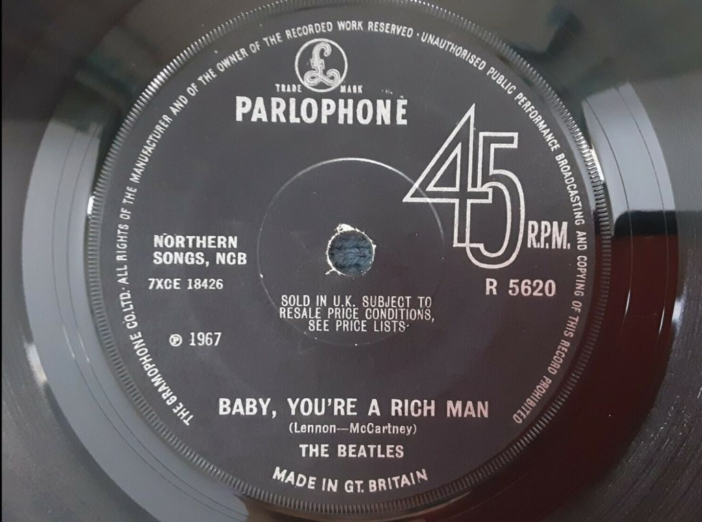 The Beatles - Baby You're A Rich Man - 41 Rooms - show 86