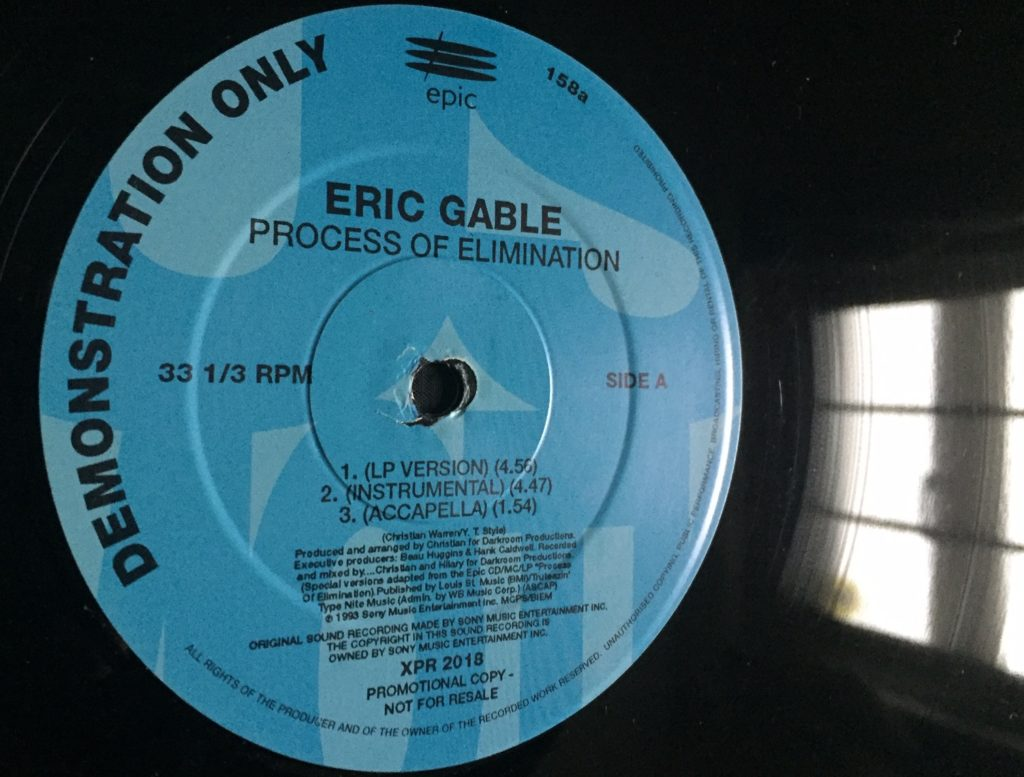 Eric Gable - Process Of Elimination - 41 Rooms - show 87
