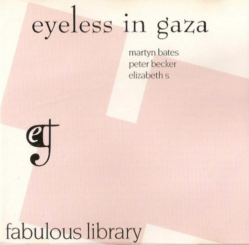 Eyeless In Gaza - Stormy Weather - 41 Rooms - show 87