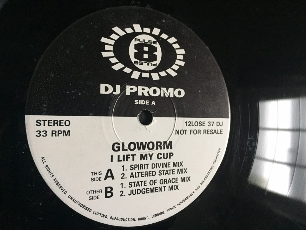 Gloworm - I Lift My Cup (Spirit Divine Edit) - 41 Rooms - show 87