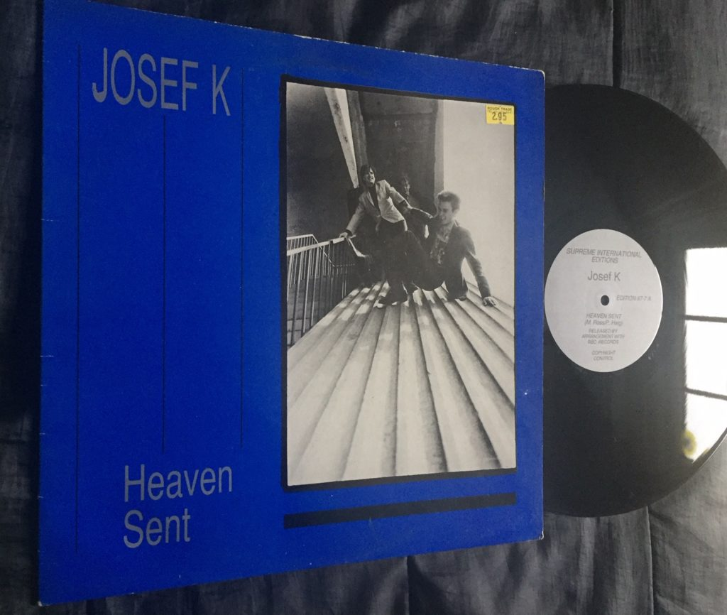 Josef K - Heaven Sent - 41 Rooms - show 86