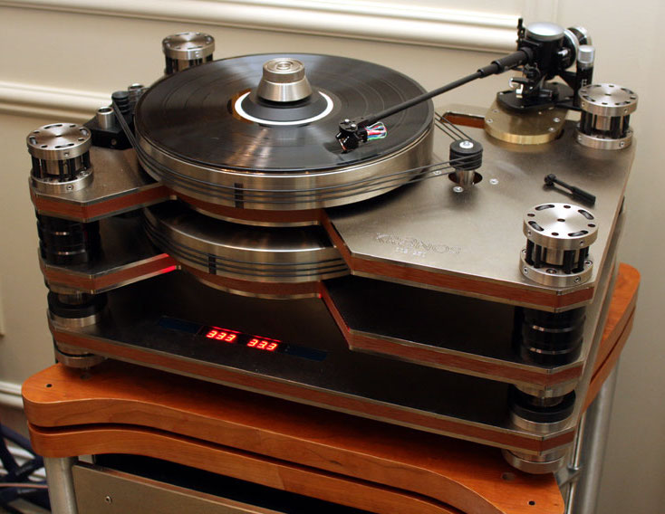 Kronos Turntable - 41 Rooms - show 86