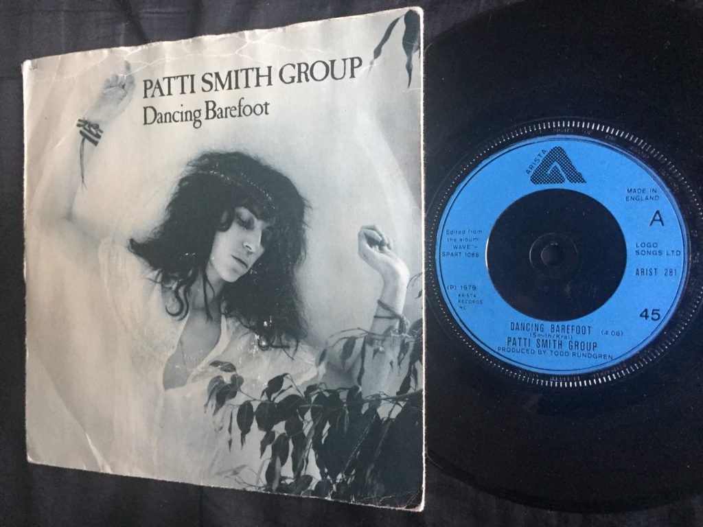Patti Smith - Dancing Barefoot - 41 Rooms - show 86
