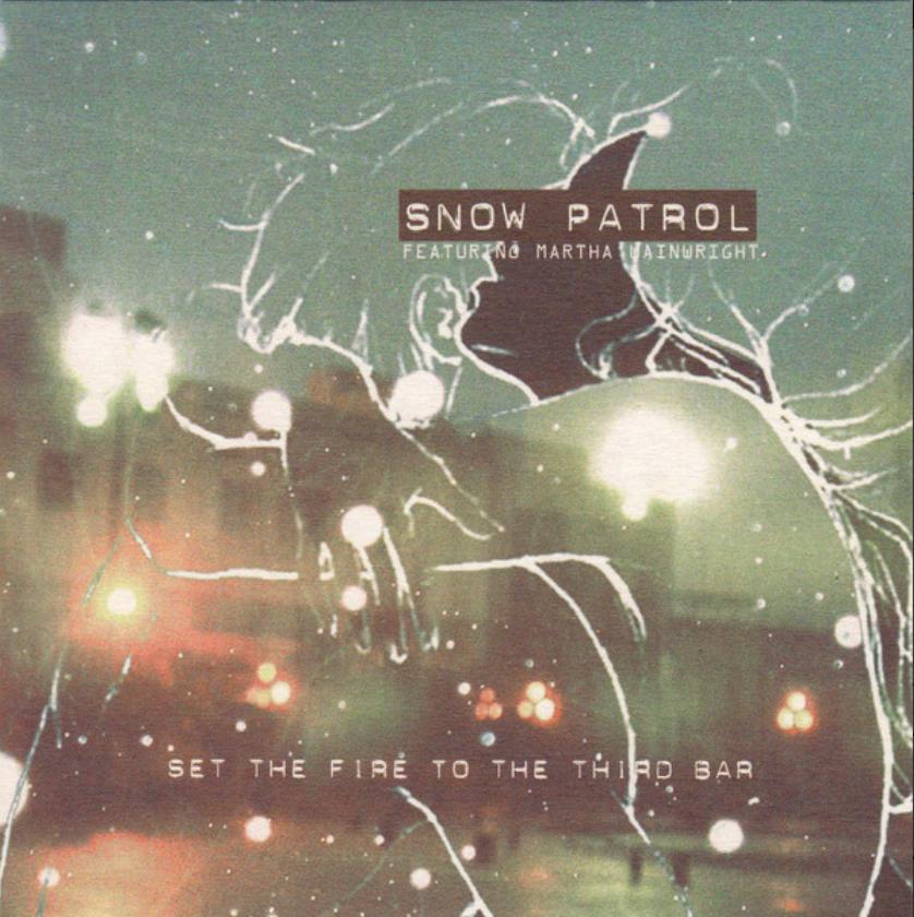 Snow Patrol (feat Martha Wainwright) - 41 Rooms - show 87