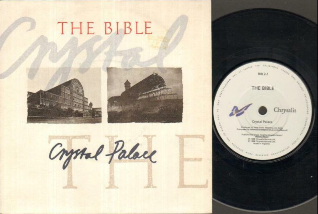 The Bible - Crystal Palace - 41 Rooms - show 87