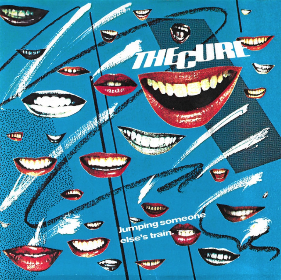 The Cure - Jumping Someone Else's Train - 41 Rooms - show 87