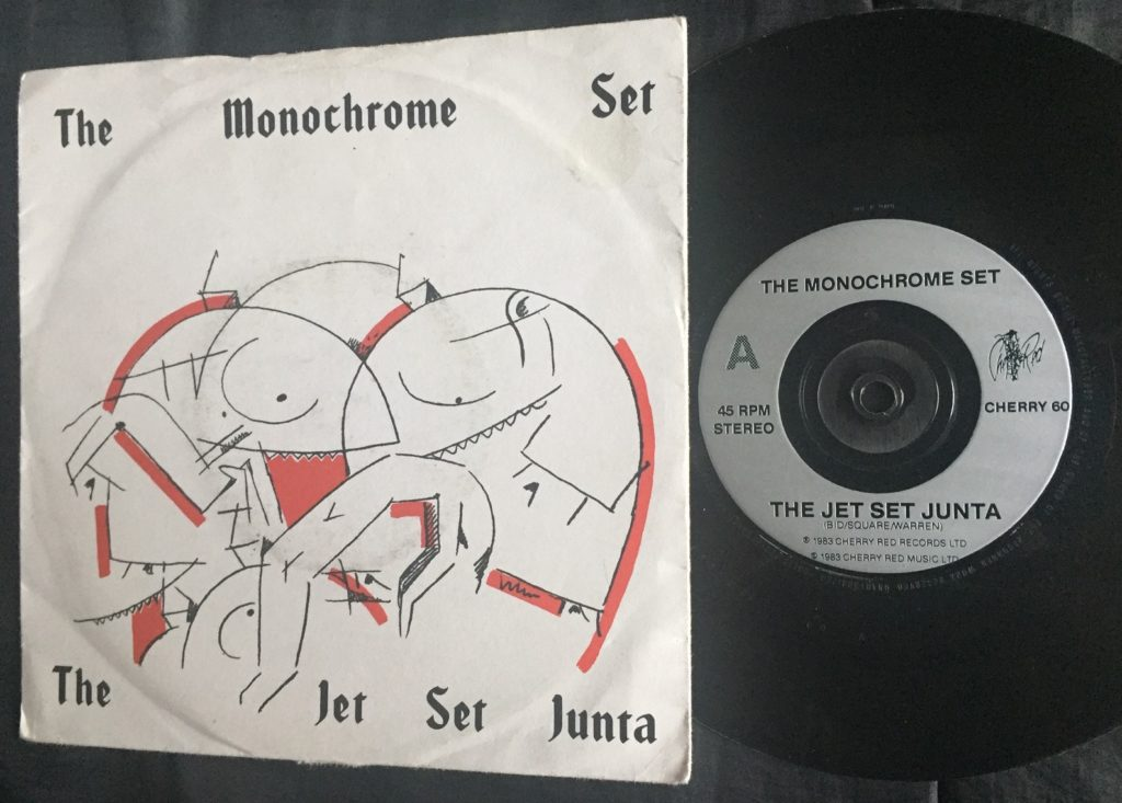 The Monochrome Set - Jet Set Junta - 41 Rooms - show 86