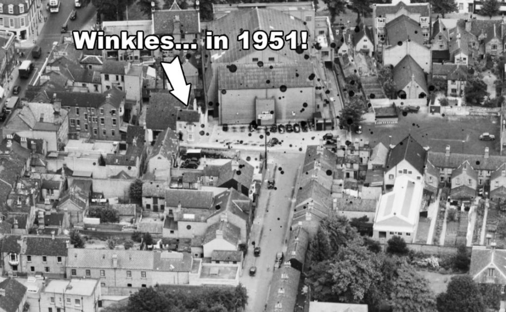 Winkles... in 1951! - 41 Rooms