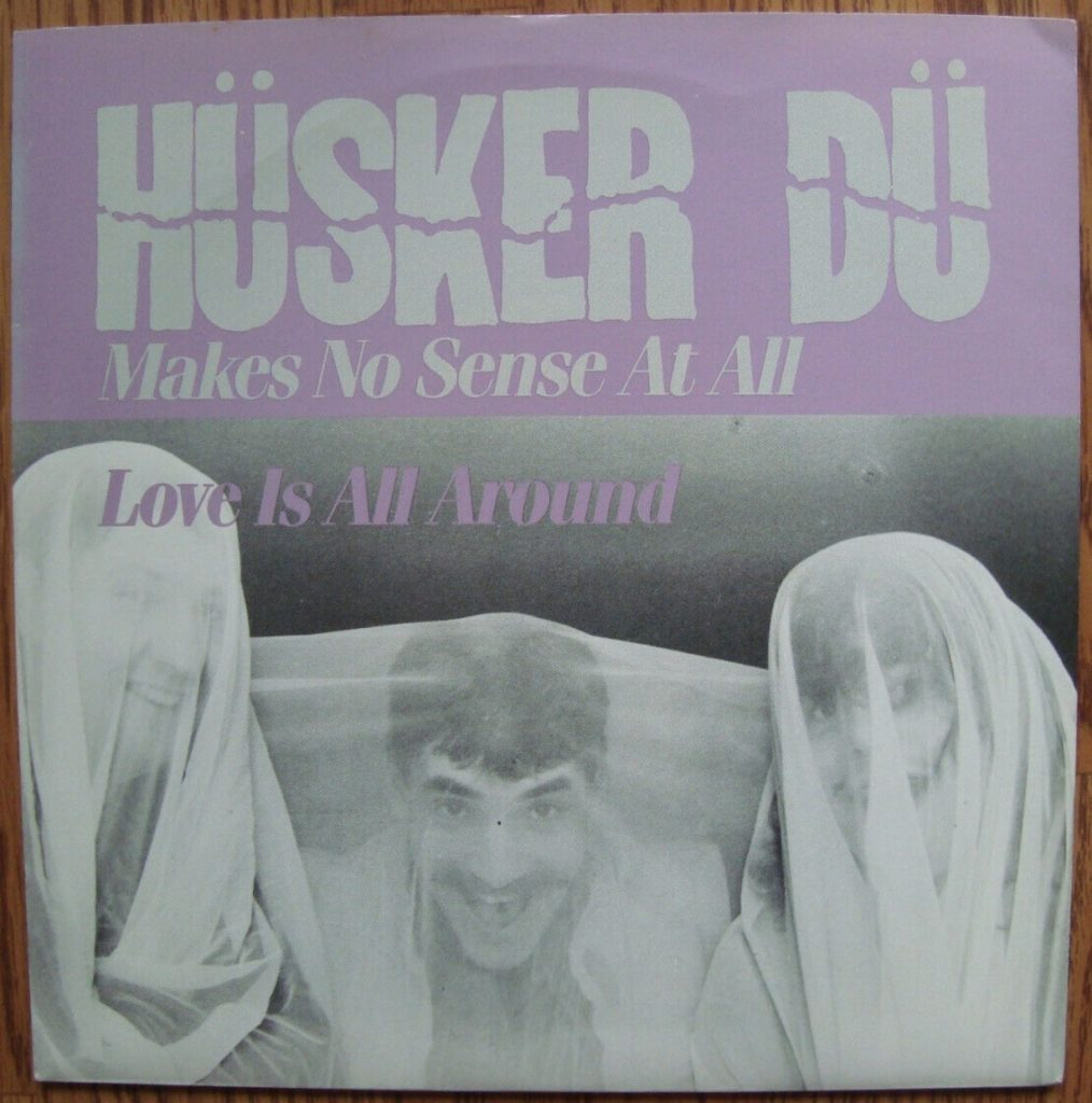 Hüsker Dü - Makes No Sense At All - 41 Rooms - show 88