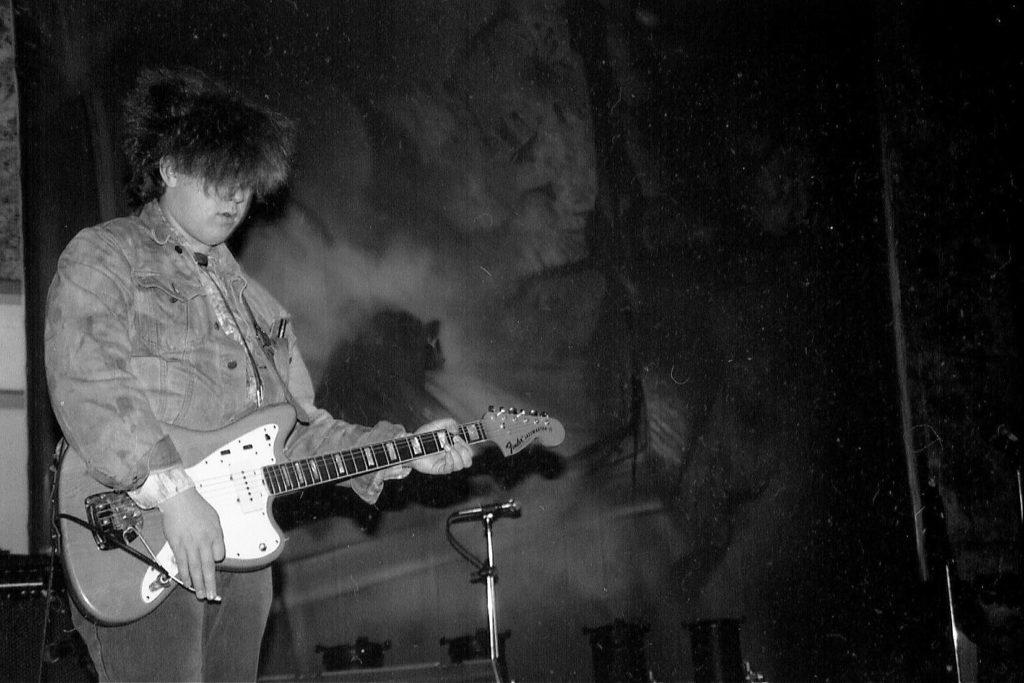 Cocteau Twins (Robin), UK Sprin '84 tour, soundcheck) - 41 Rooms - show 87
