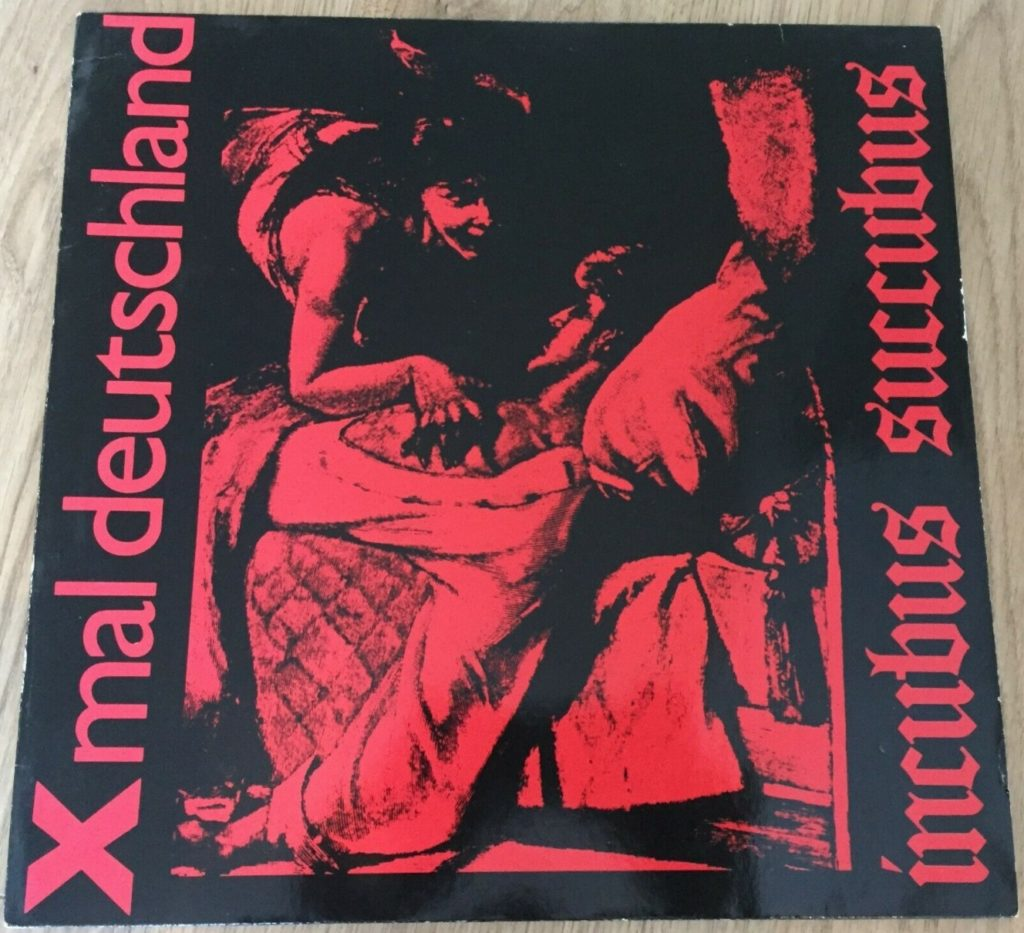 X-Mal Deutschland - Incubus Succubus - 41 Rooms - show 88