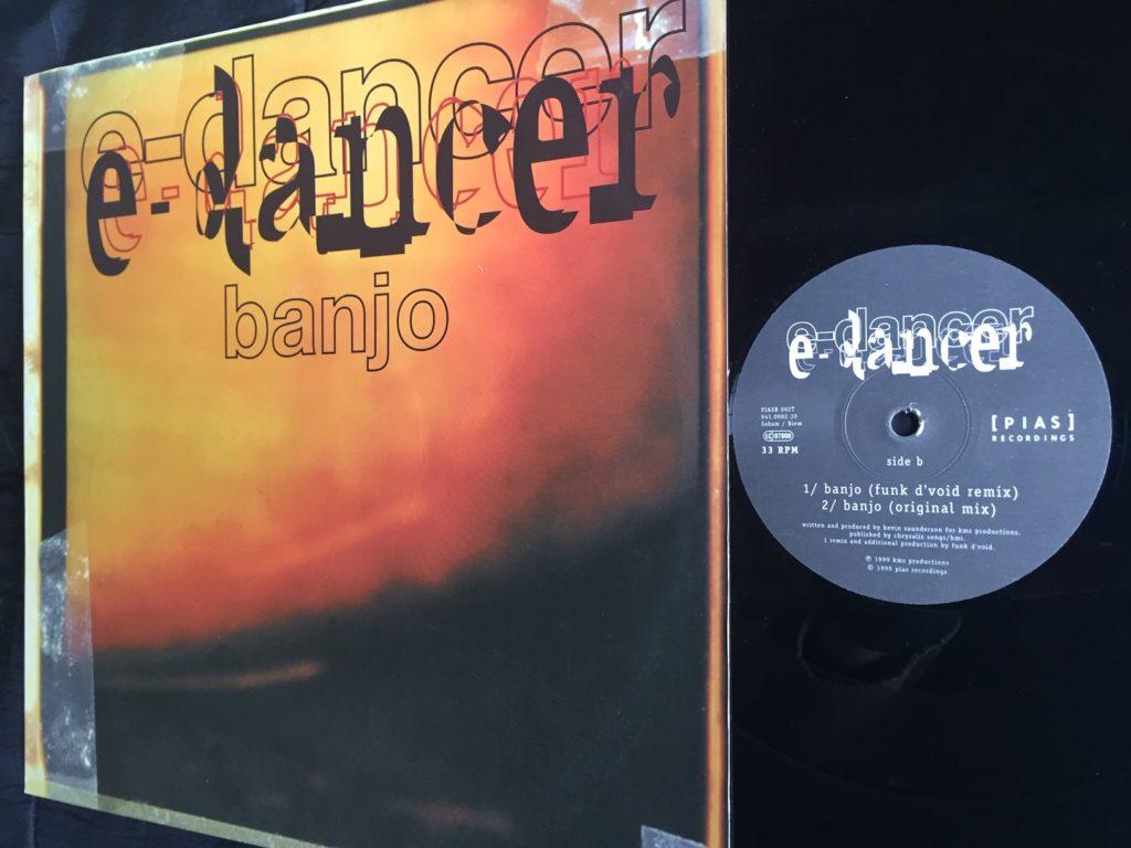 E-Dancer - Banjo (Original Mix) - 41 Rooms - show 89