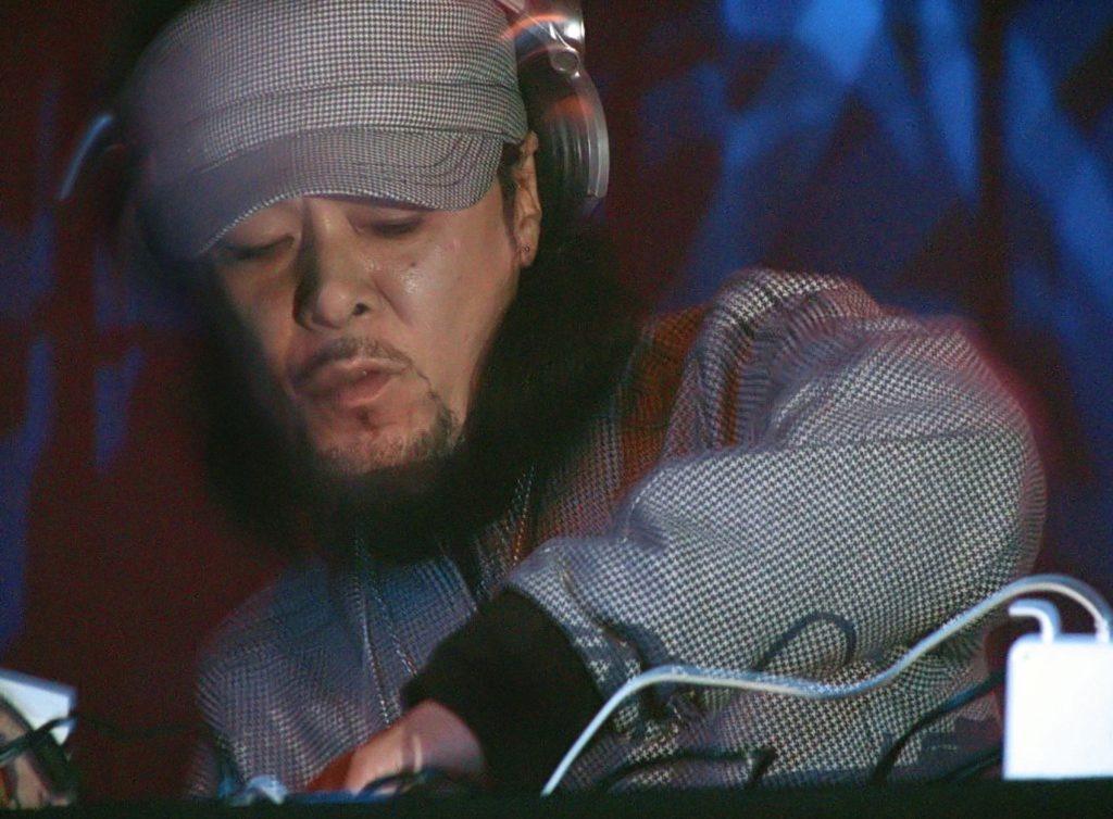DJ Krush - Kemuri - 41 Rooms - show 90