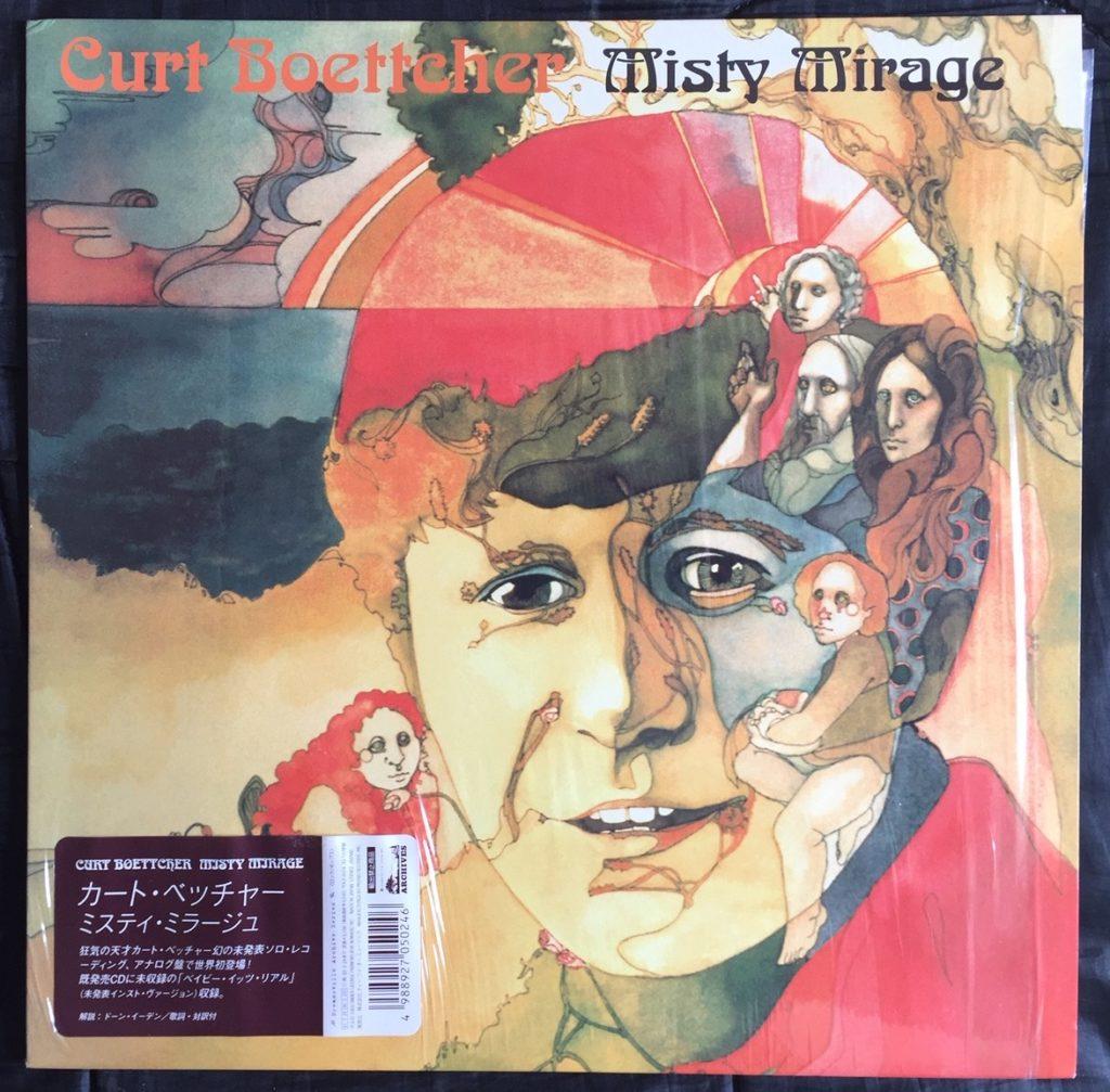 Curt Boettcher - Misty Mirage - 41 Rooms - show 91