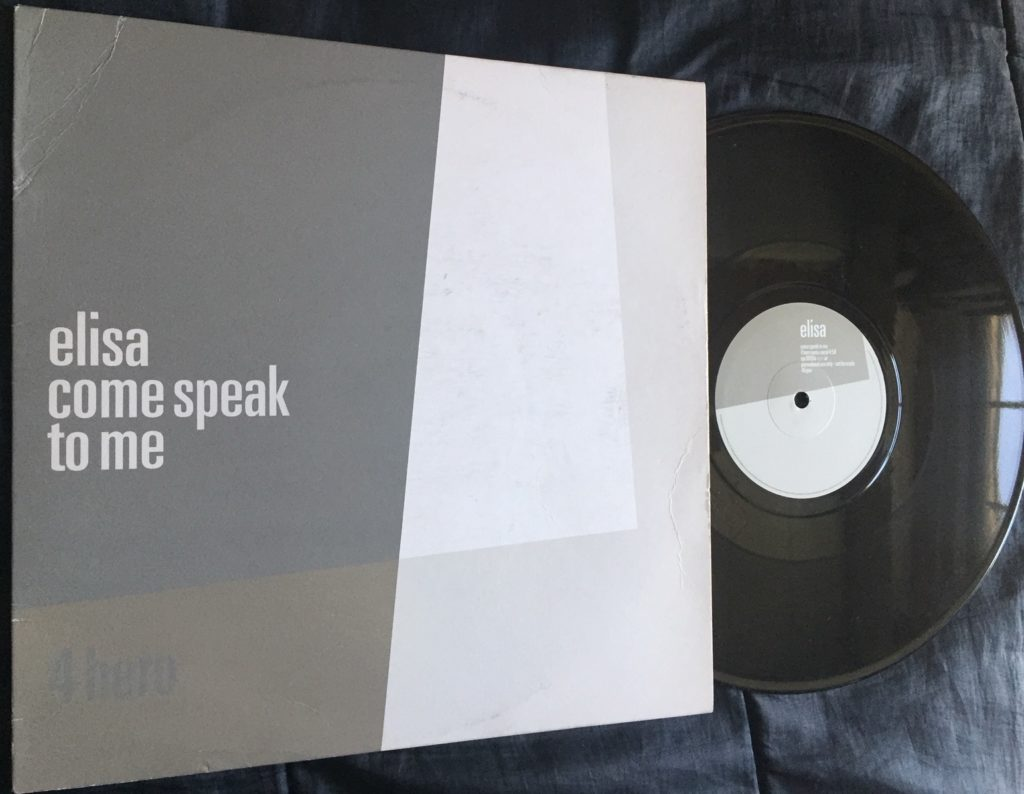 Elisa - Come Speak To Me ( 4Hero Remix Vocal) - 41 Rooms - show 90