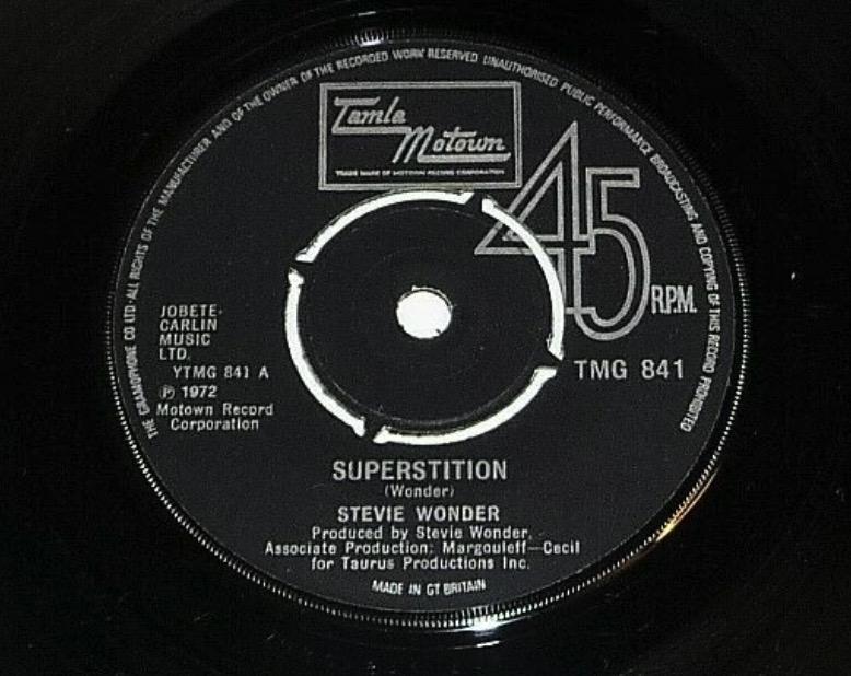 Stevie Wonder - Superstition - 41 Rooms - show 91