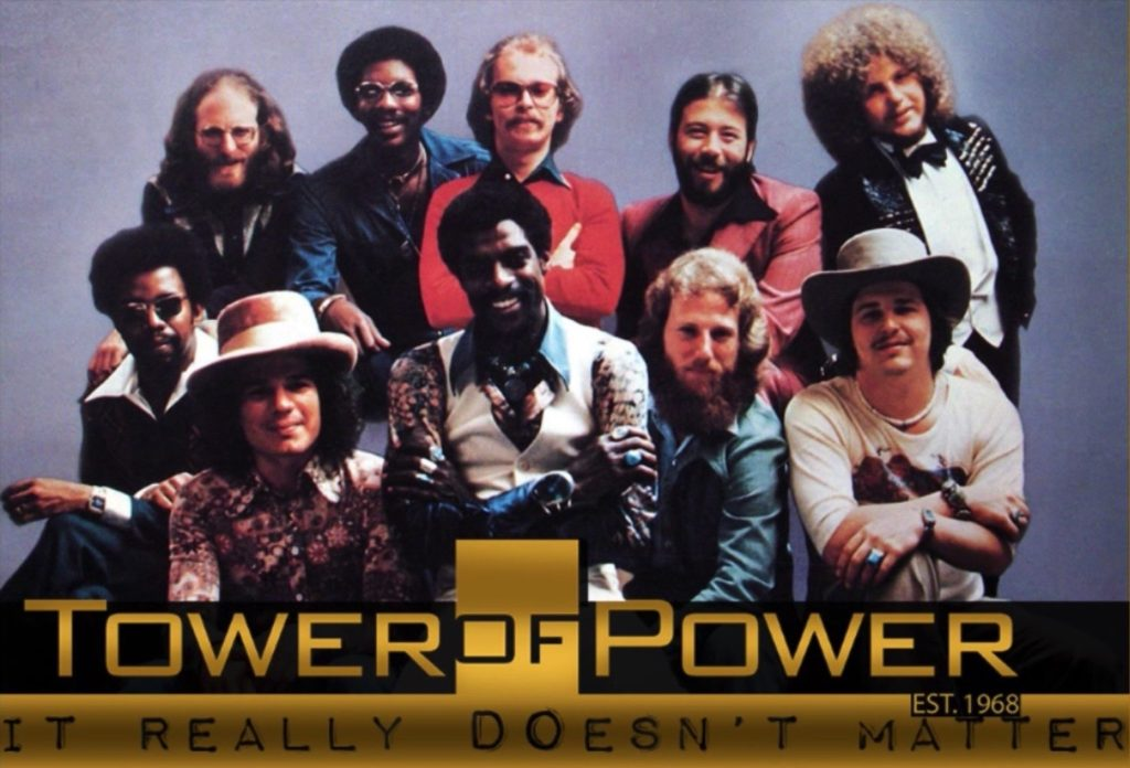 Tower Of Power - It Really Doesn't Matter - 41 Rooms - show 91