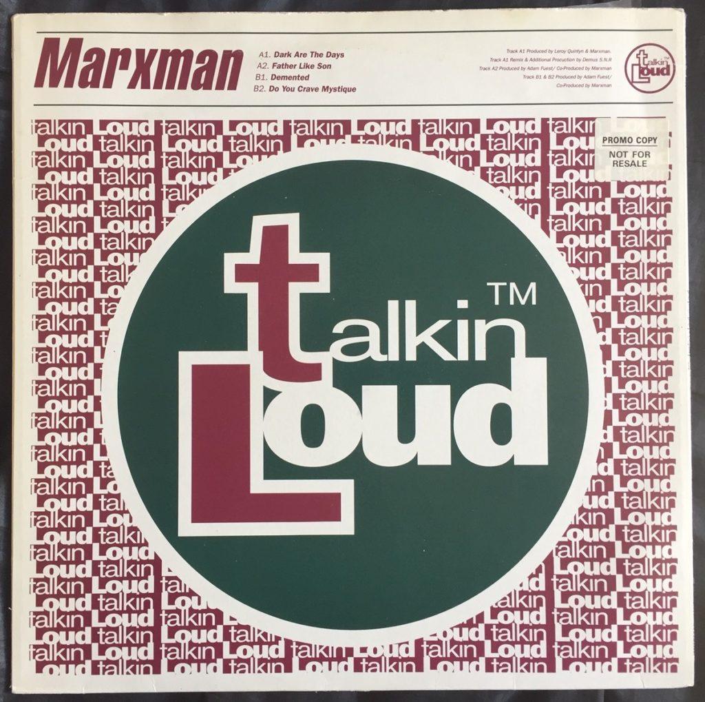 Marxman - Do You Crave Mystique - 41 Rooms - show 92