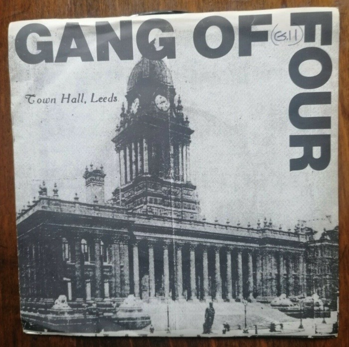 Gang Of Four - Outside The Trains Don't Run On Time - 41 Rooms - show 93