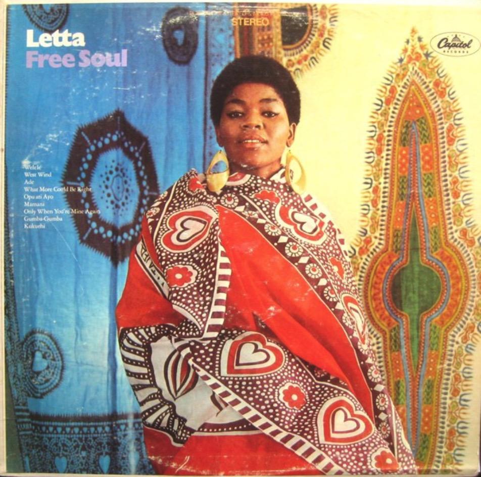 Letta Mbulu - West Wind - 41 Rooms - show 93