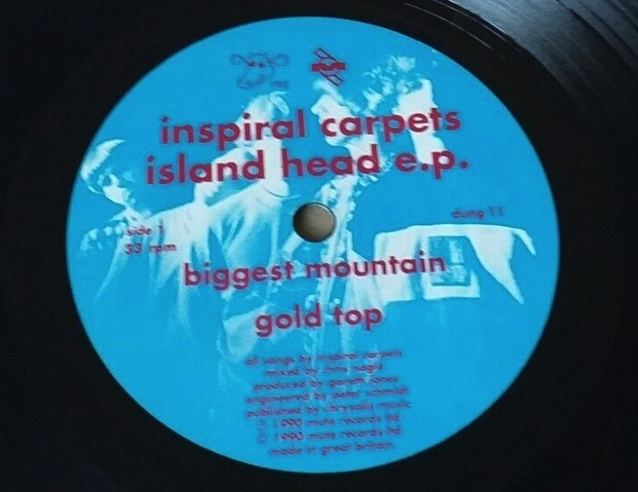 Inspiral Carpets - Biggest Mountain - 41 Rooms - show 94