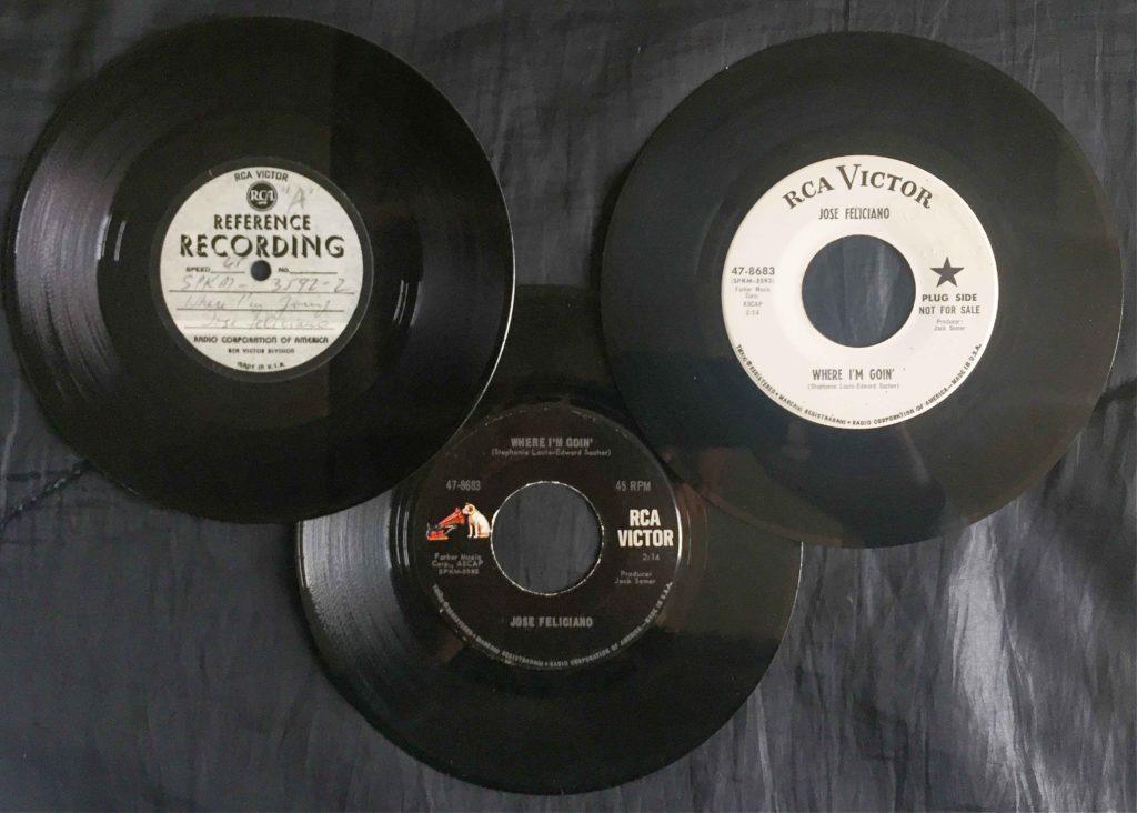 Jose Feliciano - Where I'm Goin' - 41 Rooms - show 93