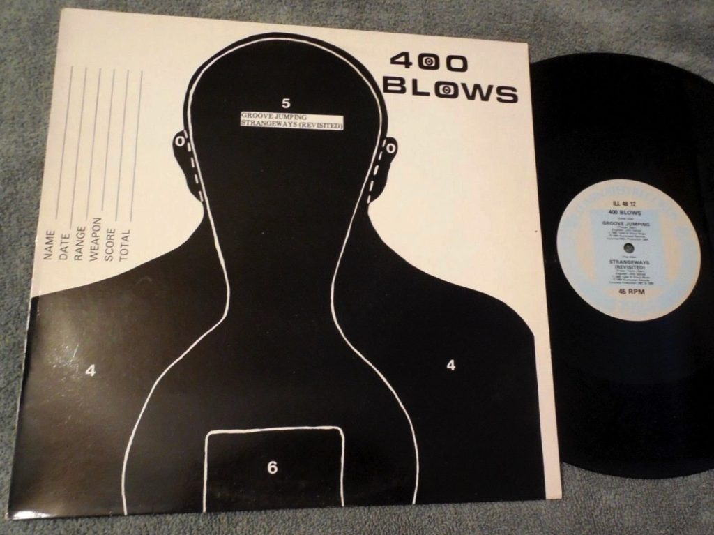 400 Blows - Groove Jumping - 41 Rooms - show 95
