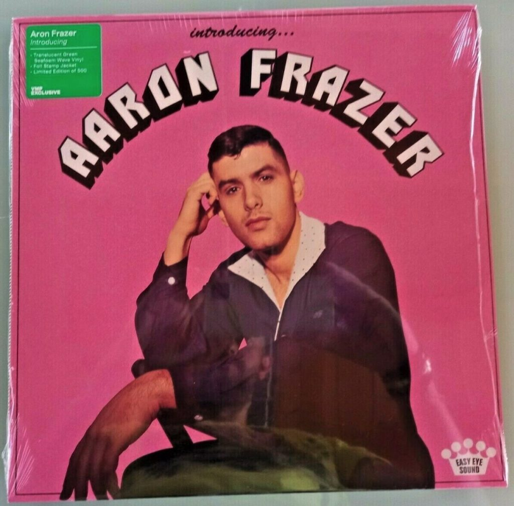Aaron Frazer - Can't Leave It Alone - 41 Rooms - show 95