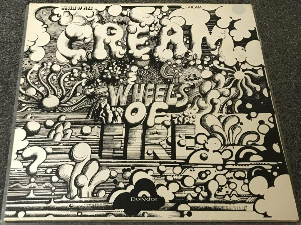 Cream - Crossroads (live) - 41 Rooms - show 95