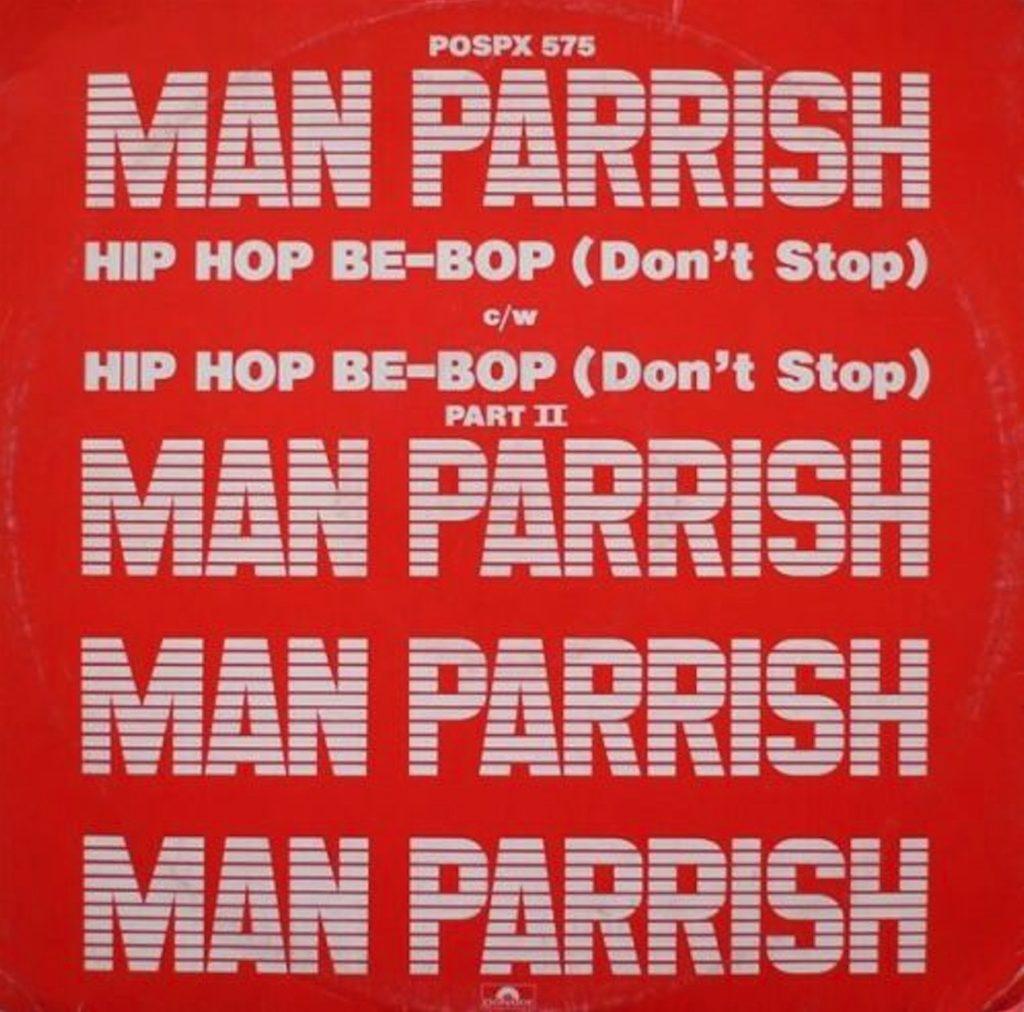 Man Parrish - Hip Hop Be-Bop (Don't Stop) - 41 Rooms - show 95