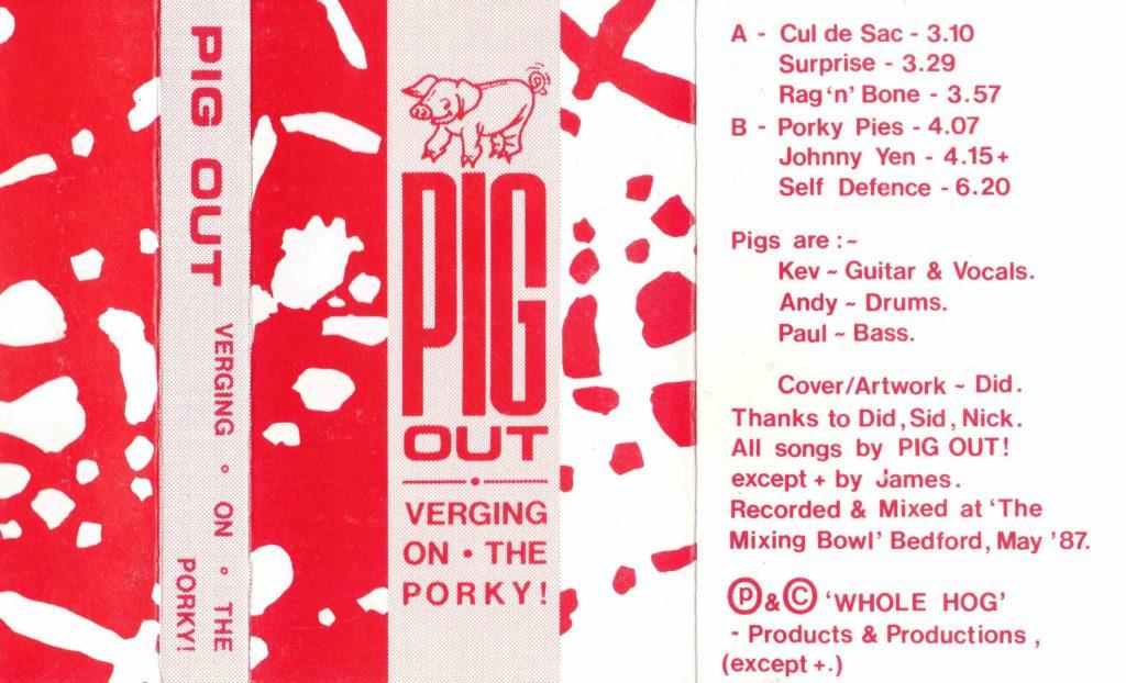 Pig Out - Rag 'n' Bone - 41 Rooms - show 95