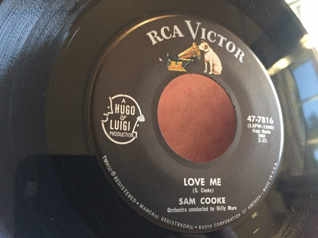 Sam Cooke - Love Me - 41 Rooms - show 95