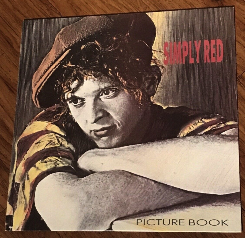 Simply Red - Picture Book - 41 Rooms - show 95