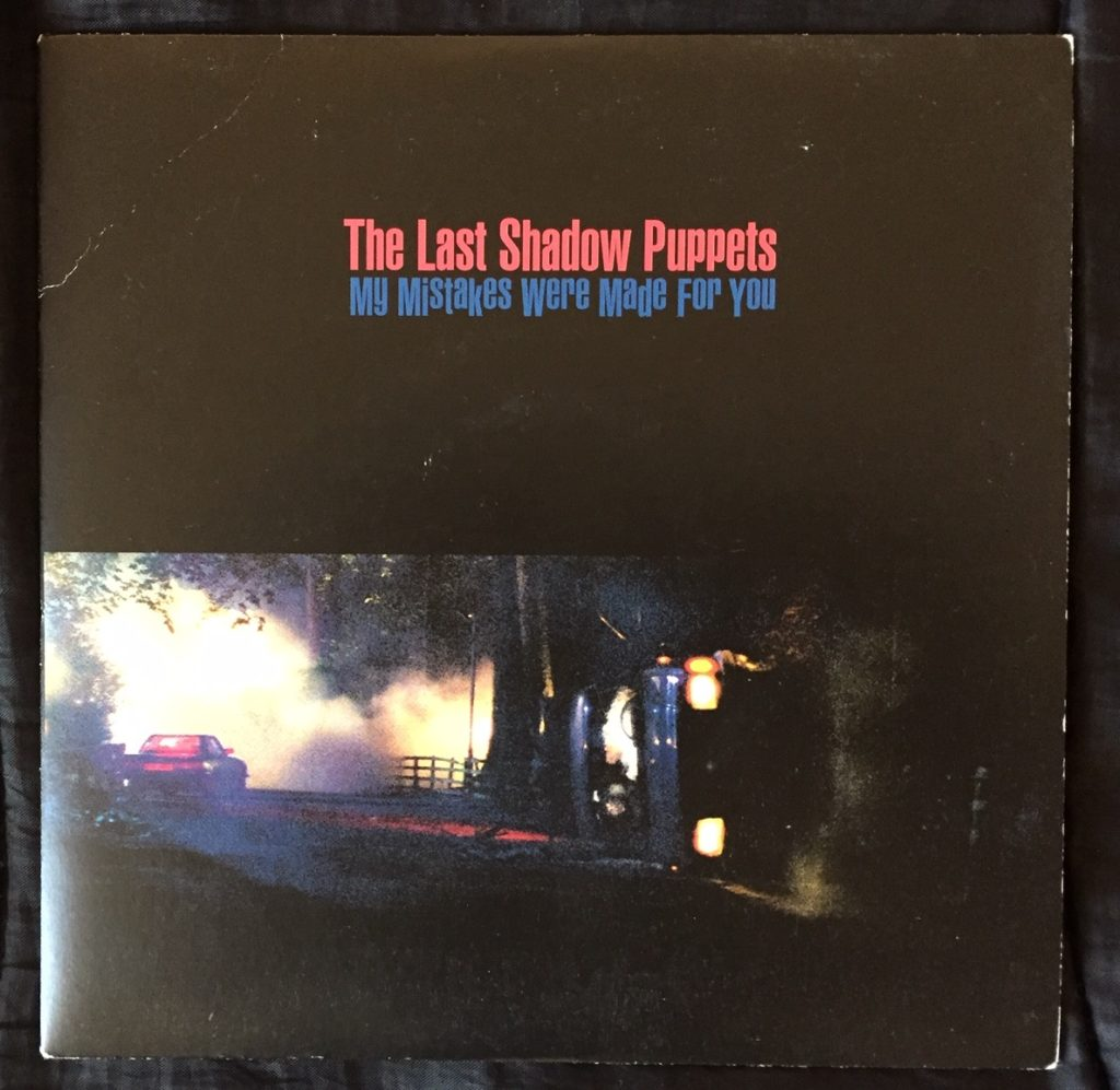 The Last Shadow Puppets - My Mistakes Were Made For You - 41 Rooms - show 95