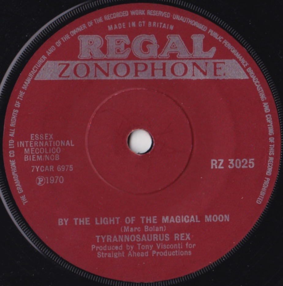 Tyrannosaurus Rex - By The Light Of The Magical Moon - 41 Rooms - show 95