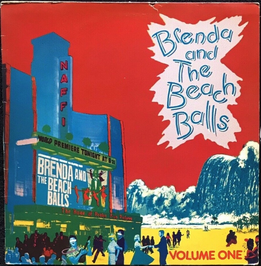 Brenda and The Beach Balls - Theme From A Tall Dark Stranger - 41 Rooms - Show 96