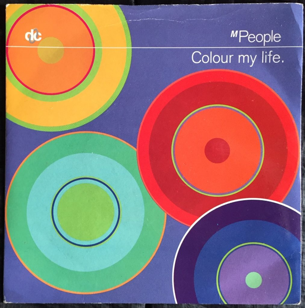 M People - Colour My Life (Short Oakenfold:Osborne Mix) - 41 Rooms - show 96
