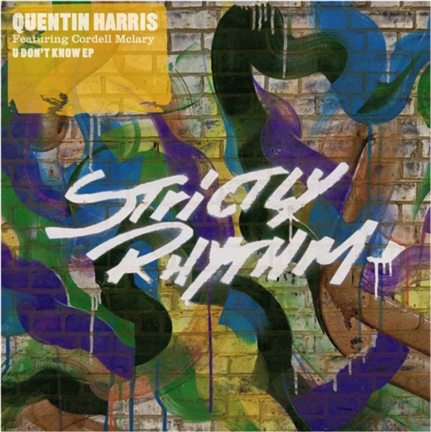 Quentin Harris (feat Cordell McClary) - U Don't Know (Big Room Mix) - 41 Rooms - Show 96