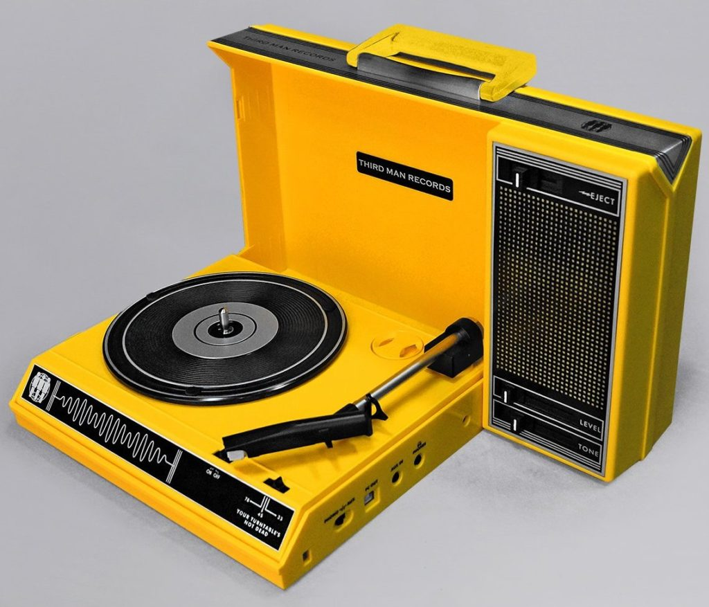 Show 95 turntable - Spinnerette Turntable
