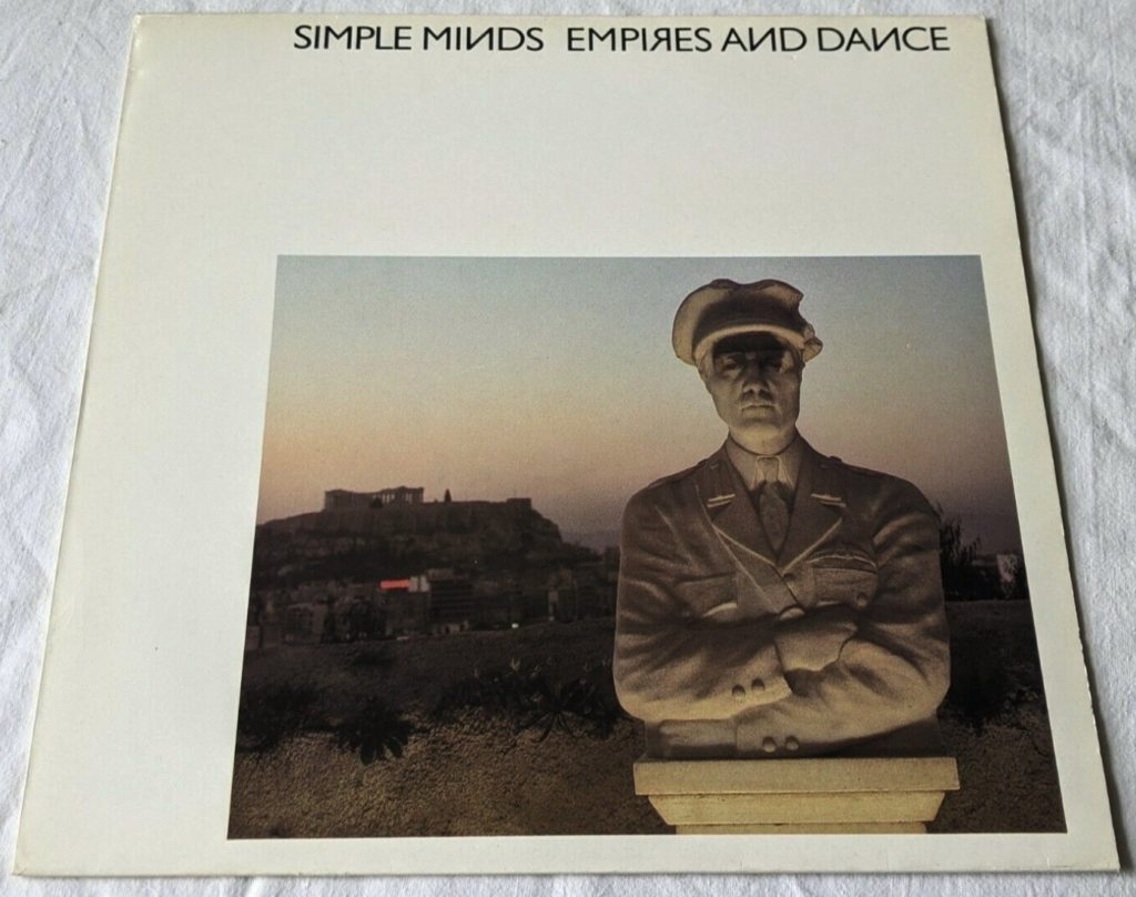 Simple Minds - Thirty Frames A Second - 41 Rooms - show 96